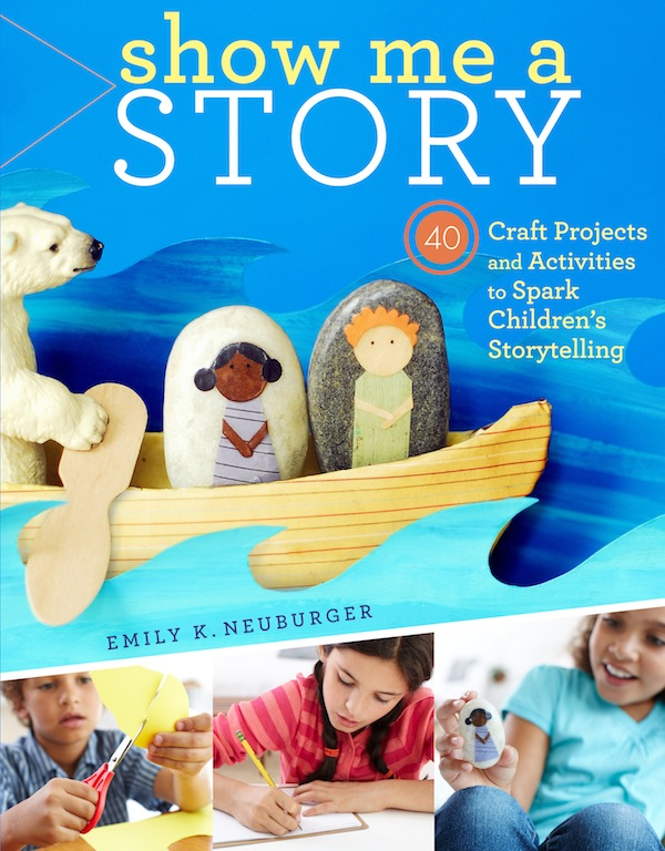 Book Cover Craft Quest : Show me a story