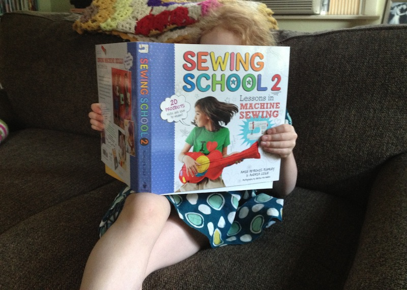 Sewing School 2: Book Review and Give-away