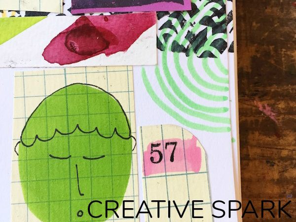 Creative Spark Class — October 18, 2017